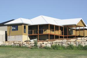 Australian made kit home designs