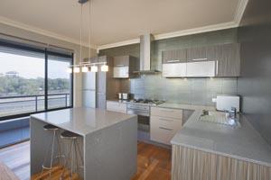 Kitchen design: Heavy metal style