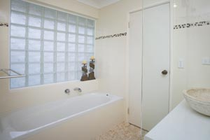 Bathroom design oasis