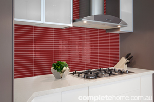 Kitchen accessories: Splashback variety