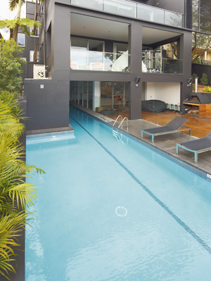 Pool design: Indoors meets outdoors