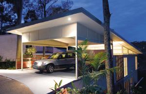 Contemporary coastal home design