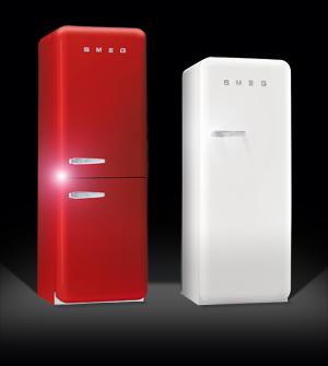 Fab32 smeg retro refrigerator completehome - Smeg vintage ...