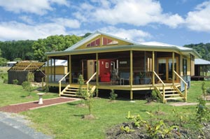 Gold Coast sustainable kit home