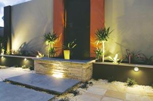Backyard stone solution