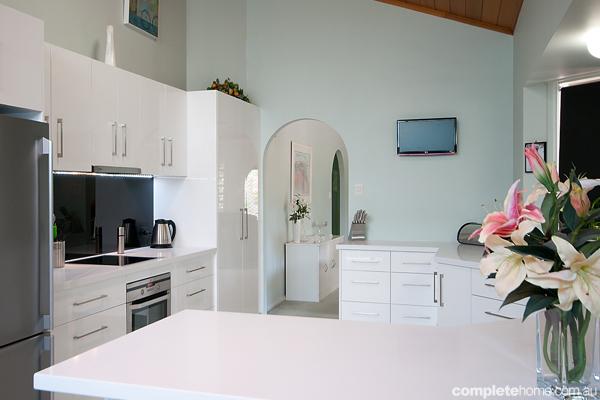 Keep it simple: Modern kitchen design