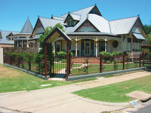 Period-style home designs with individual charm