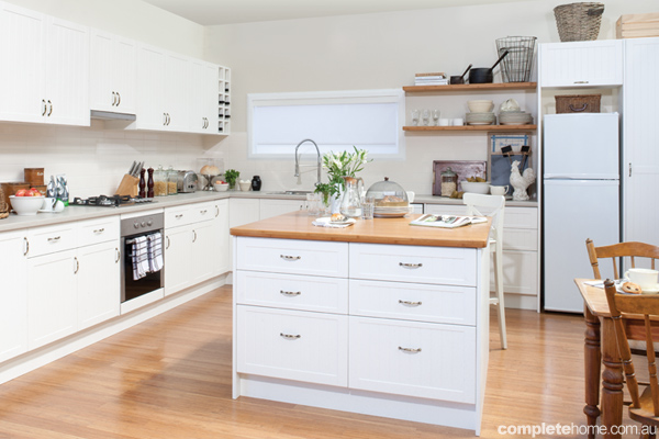 Beau Bunnings Kitchens Are Perfect If Youu0027re Looking For A DIY Kitchen Renovation