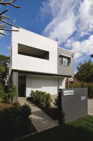 Contemporary and classy home design