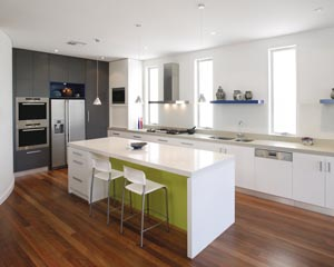 Chic kitchen project