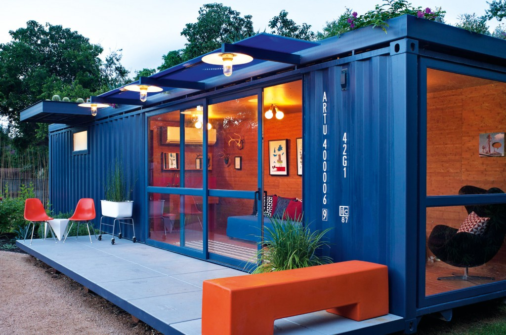 Prefab Shipping Container Homes: 15 Fabulous Prefabricated Homes