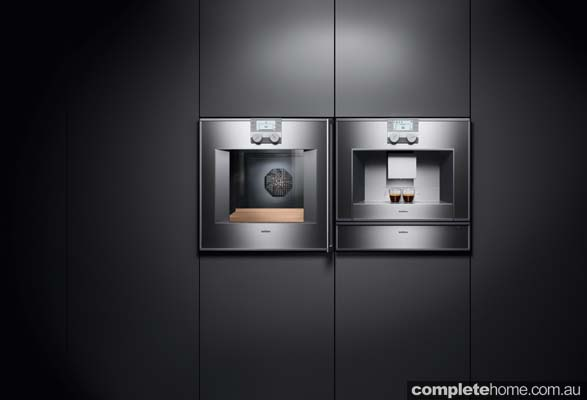 Kitchen appliance - Gaggenau oven coffee maker