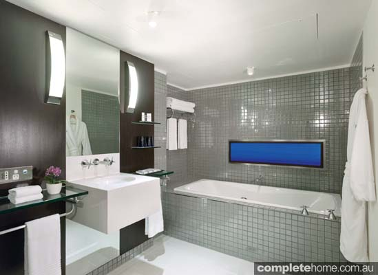 Top 6 australian luxury hotel bathrooms completehome - Bathroom design sydney ...