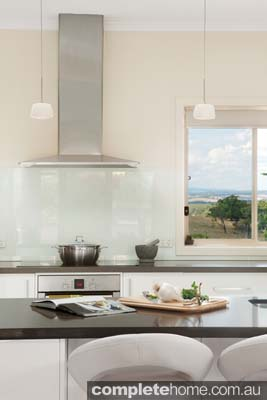 Modern kitchen appliances from E & S Trading