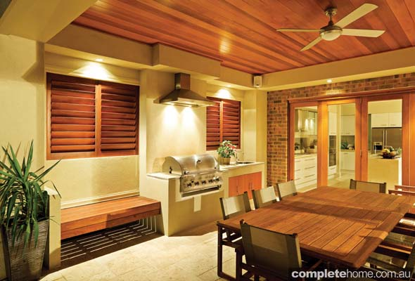 6 Steps To Perfect Outdoor Kitchen Design Completehome