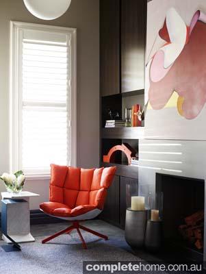 Bright bold edwardian renovation