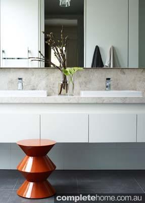Modernised edwardian home - bathroom
