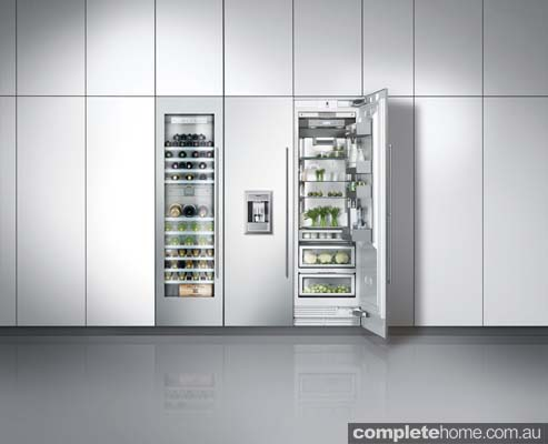 Kitchen appliance - Gaggenau wine fridge