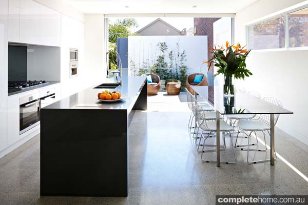 Grand designs australia annandale urban house completehome - Grand design kitchens ...