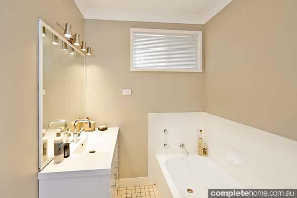 Home renovation- bathroom