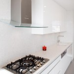 A seamless and contemporary kitchen design