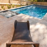 A perfect fit of pool design and environment