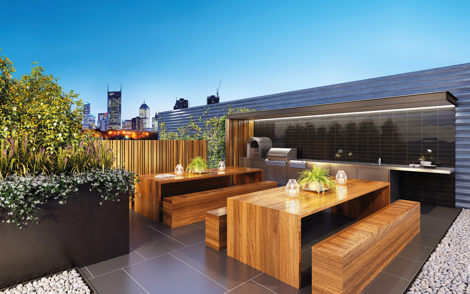 The ultimate roof garden guide completehome for Roof garden pictures