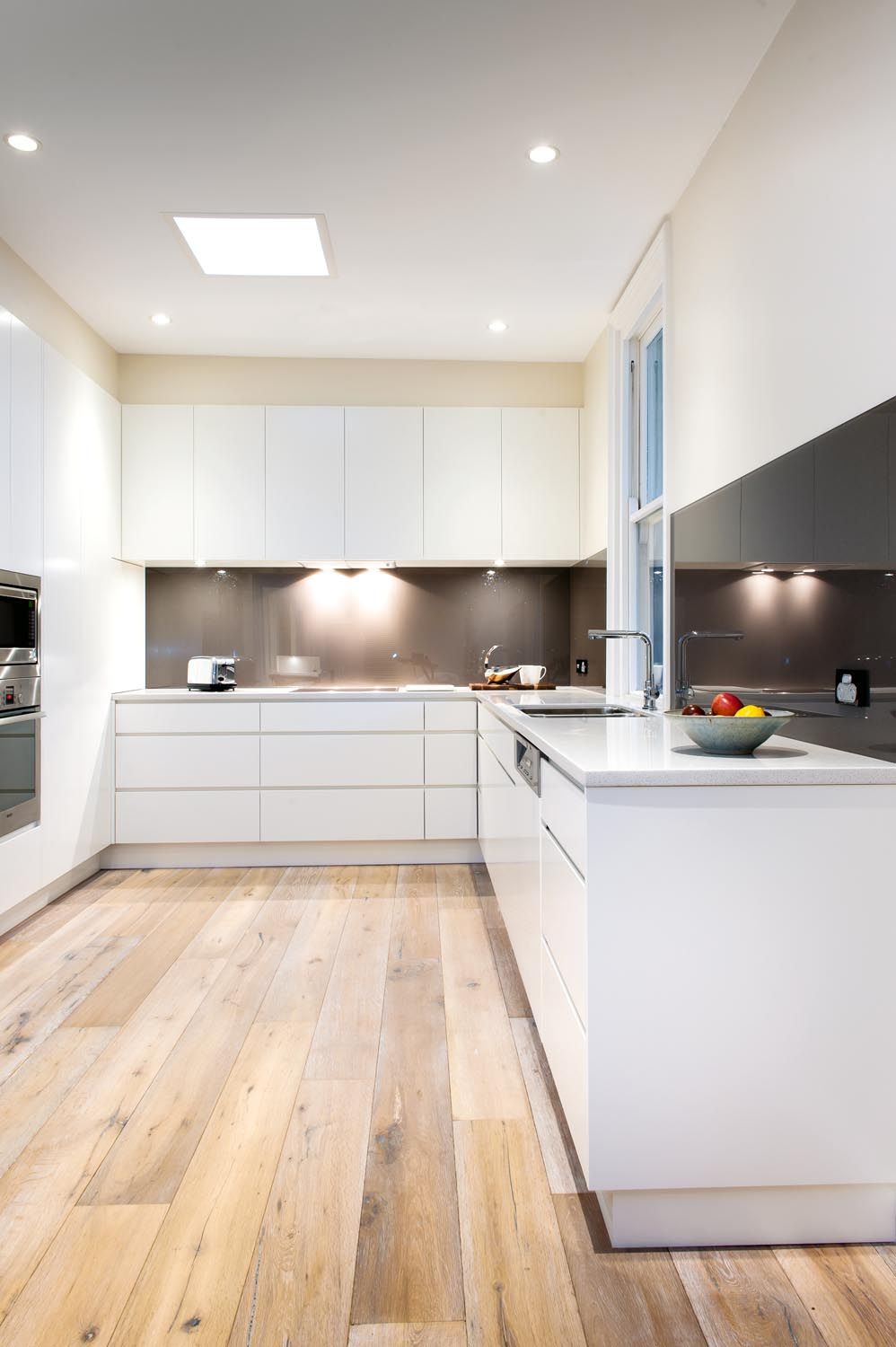 kitchen designs sa a clutter free minimalist kitchen design completehome 199