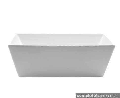 Beautify your bathroom with a freestanding bath from Vizzini