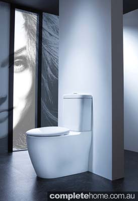 Luca wall faced toilet suite from Imperial Australia.