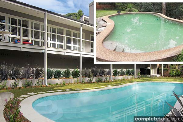 6 ideas for a cost effective pool renovation completehome for Swimming pool renovation costs