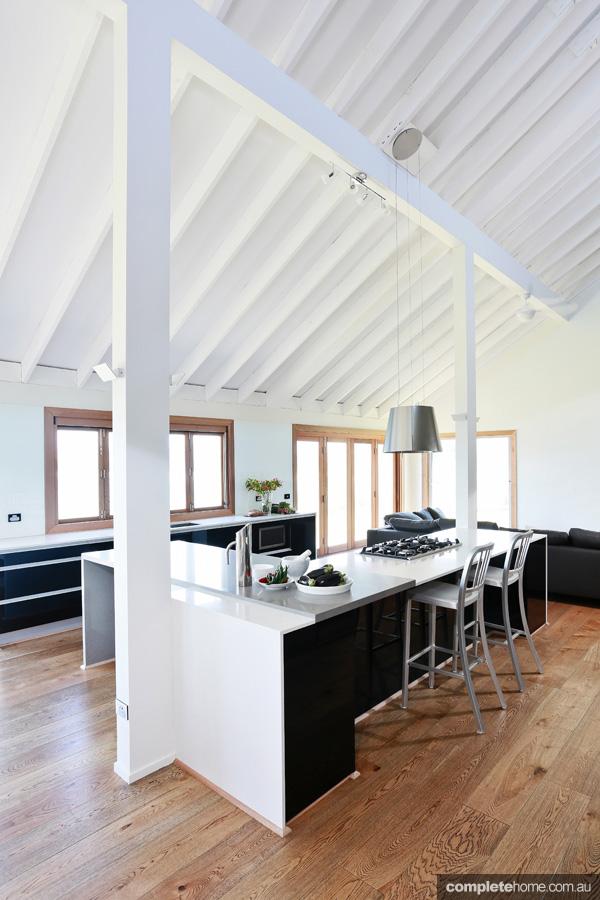 Guy Sebastian's kitchen