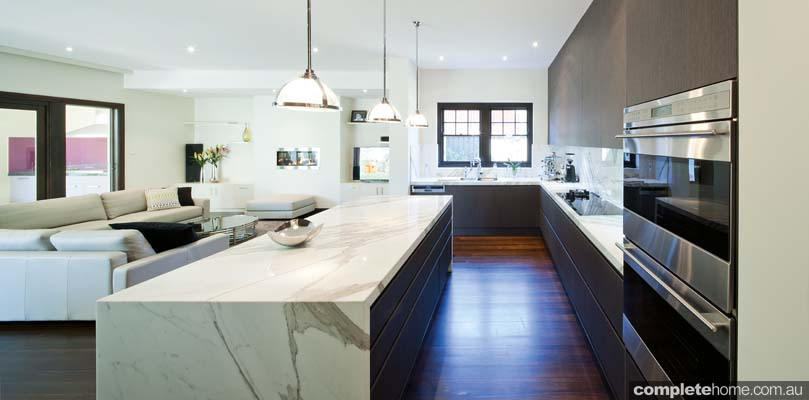 Minimalist kitchen design that makes a striking statement for Minimalist kitchen design
