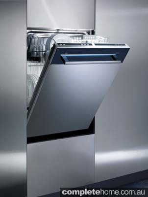 The new adora dishwasher from V-ZUG.
