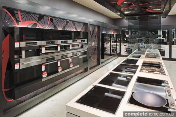E & S Trading showroom - kitchens