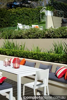 A family friendly outdoor area from Secret Gardens of Sydney.
