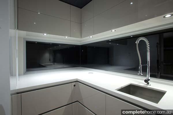 An innovative kitchen design from LINAK Australia.