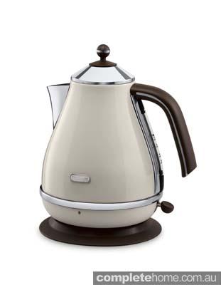 Icona vintage Delonghi kettle