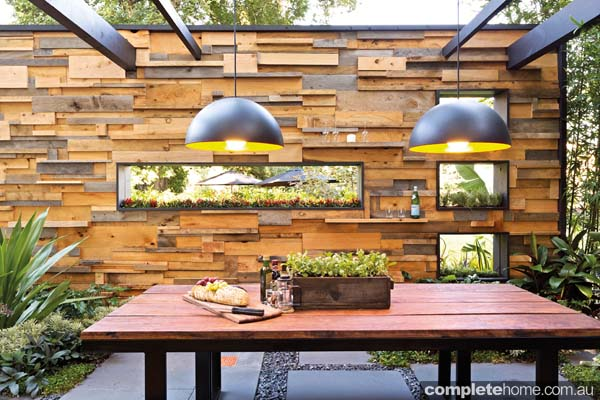 outdoor room in cube2 - The Outdoor Room