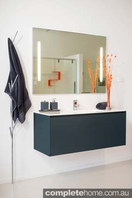 An Italian designer bathroom from Easy Bathroom Solutions.