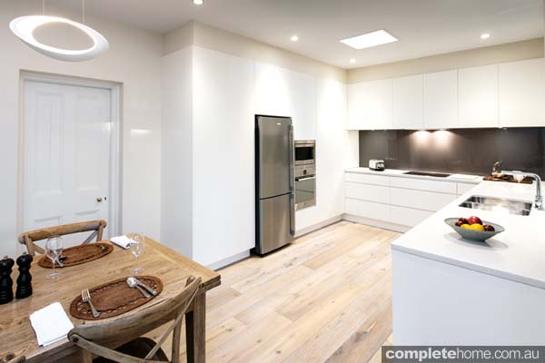a minimalist kitchen design from brillaint sa complete home