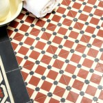 New range of encaustic tiles from Schots Home Emporium