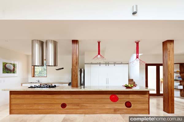 Grand designs australia warburton house completehome for Grand design kitchen ideas