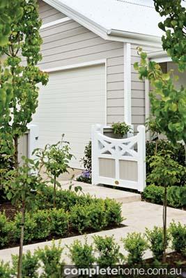A modern landscape design from Bayon Gardens.