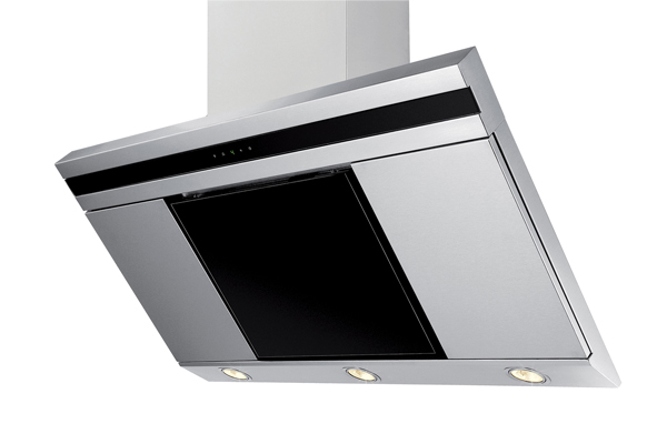 Touch control incline rangehood from Euro Appliances