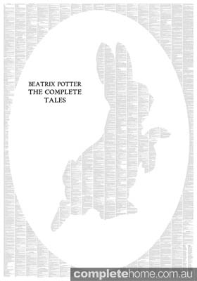 Spring Style: Peter Rabbit book poster