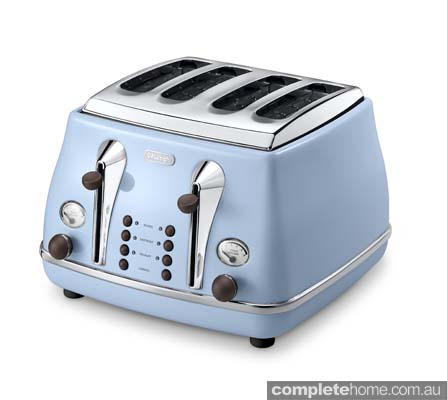 Icona vintage Delonghi toaster