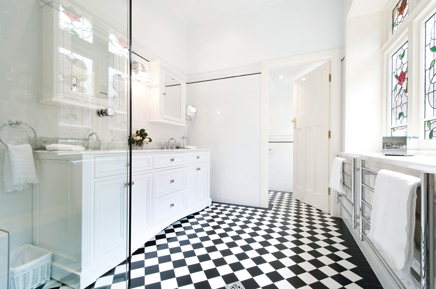 real bathroom traditional californian bungalow completehome