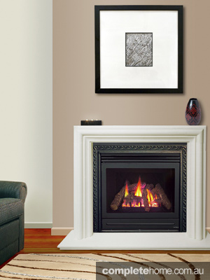 Traditional fireplace living room Jetmaster