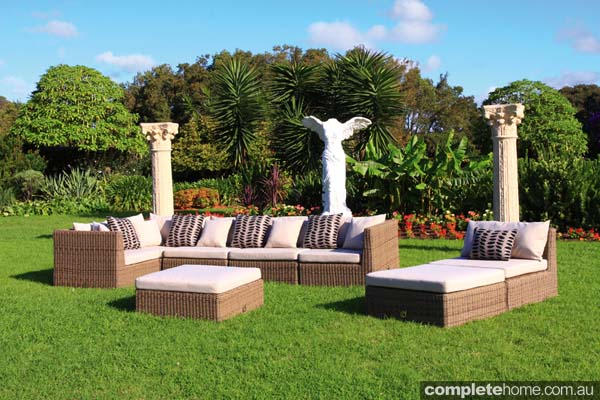 Statues and outdoor furniture by Yardware